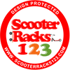 Scooterracks123 logo